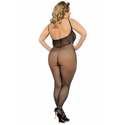 Bodystocking con escote...