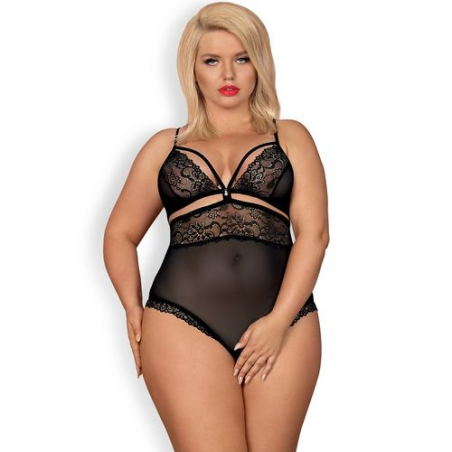 Body 838 negro sublime XXL